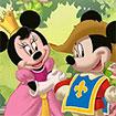 Mickey cứu công chúa
