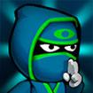 Ninja luyện tập