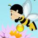 Cô ong chăm chỉ