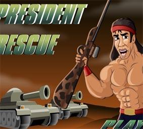 Giải cứu Tổng thống