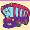 Tô màu xe buýt