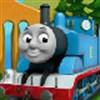 Thomas chở hoa quả