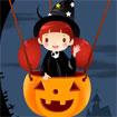 Bay lượn đêm Halloween