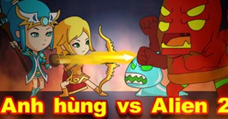 Anh hùng vs Alien 2