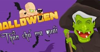 Halloween: Thần chú ma quái