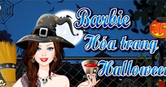 Barbie Hóa trang Halloween