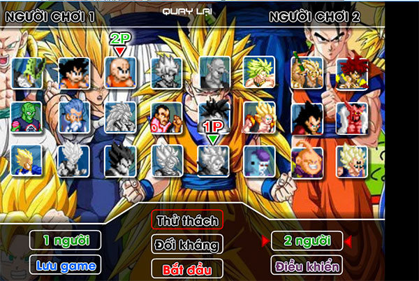 Songoku 10 dragon ball fierce fighting 25 game vui songoku 10 voltagebd Gallery