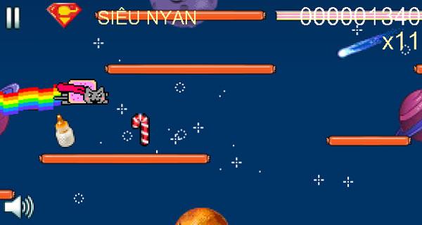 Nyan lạc trong không gian