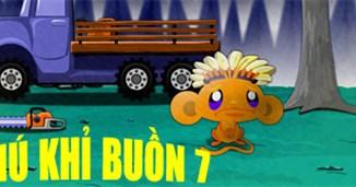 Chú khỉ buồn 9: Siêu tốc 3