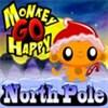 Chú khỉ buồn ở Bắc Cực