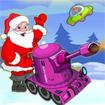 Santa cứu quà giáng sinh