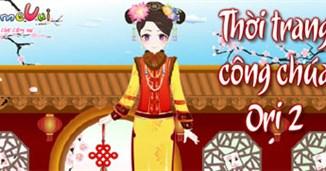 Thời trang công chúa Ori 2
