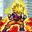 Goku đối đầu Naruto