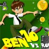Ben 10 vs Robot