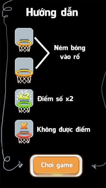 Cách chơi Bóng rổ 4