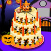 Bánh kem Halloween
