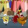 Chạy trốn Spongebob