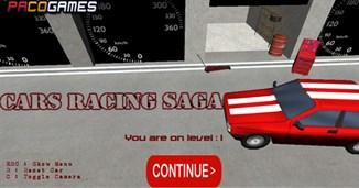 Đua ô tô Saga