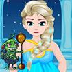 Elsa bảo vệ răng