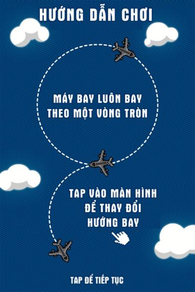 Cách chơi Điều khiển máy bay
