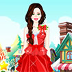 Barbie Christmas Dress Up 2
