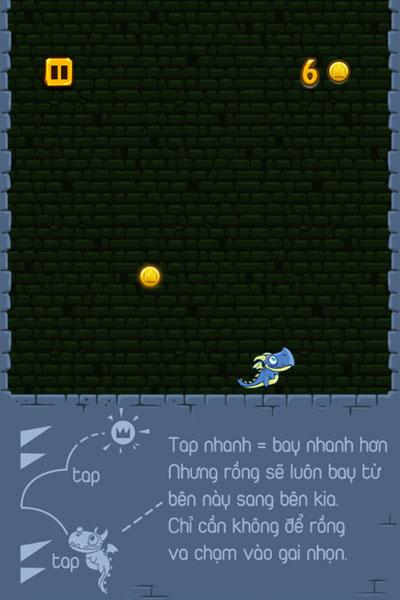 Cách chơi game Rồng leo tháp