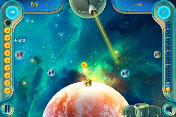 Màn hình chơi game Giải cứu hành tinh 2