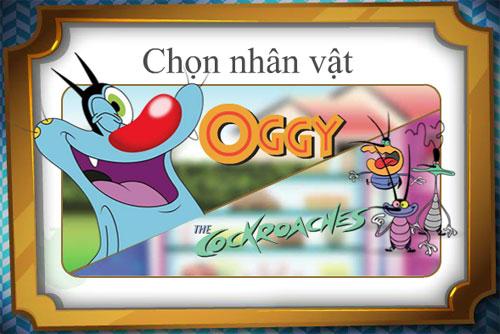 Oggy và những chú gián