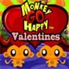 Chú khỉ buồn đón Valentine