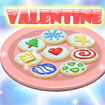 Làm bánh Valentine