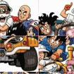 Dragon Ball ghép hình