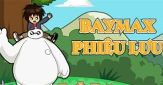 Baymax phiêu lưu