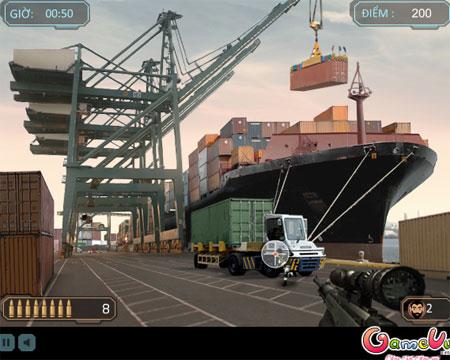 Diệt khủng bố trên cảng