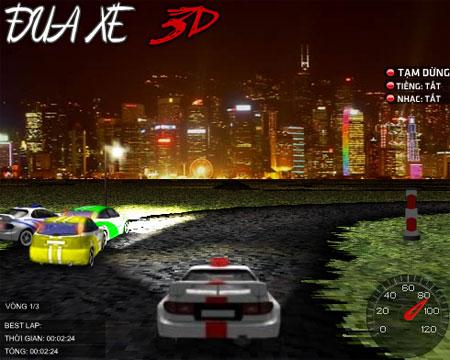 Đua xe 3D