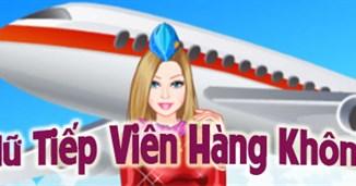 Nữ tiếp viên hàng không 2
