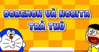 Doremon và Nobita trả thù