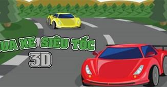 Đua xe siêu tốc 3D