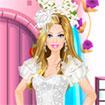 Váy cưới của Barbie