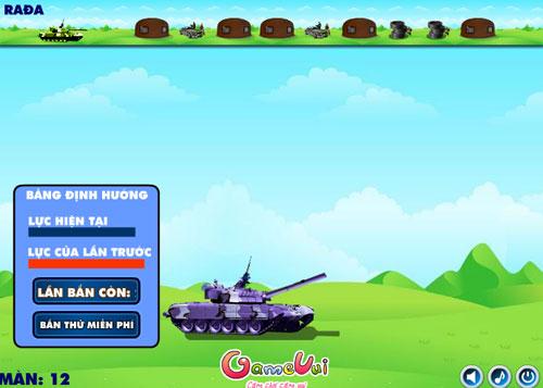 Xạ thủ xe tăng