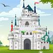 Trang trí lâu đài