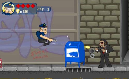 Cảnh sát đường phố