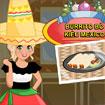 Burrito bò kiểu Mexico