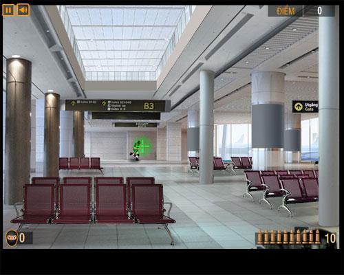 Chống khủng bố sân bay