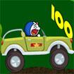 Doremon lái ô tô