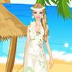 Barbie đi biển