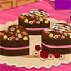 Bánh kem socola tình yêu