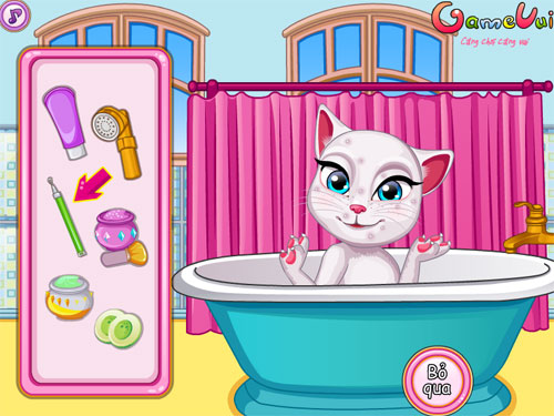 Talking Angela tốt nghiệp