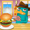 Perry làm Hamburger