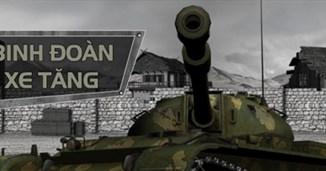 Binh đoàn xe tăng