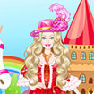 Barbie Musketeer Dress Up